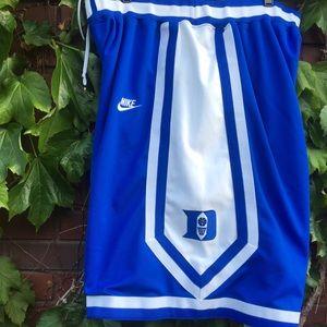 Nike Game Time Duke Blue Devils Basketball Shorts
